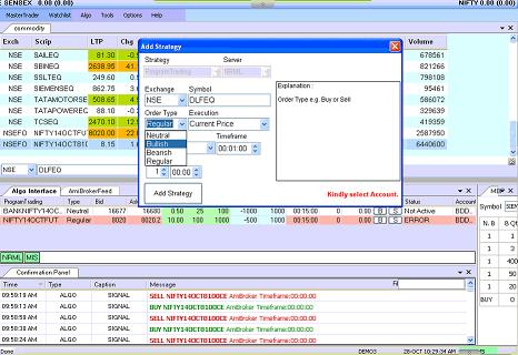 Forex odyssey trading system