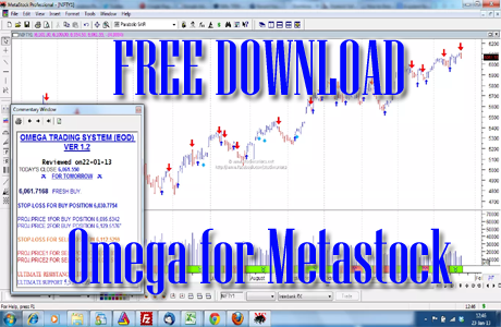 Metastock trading system download