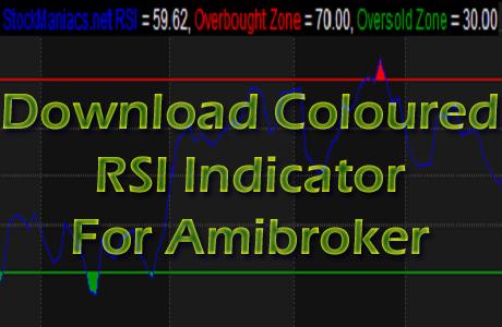 Download Link Of Coloured RSI Amibroker Formula