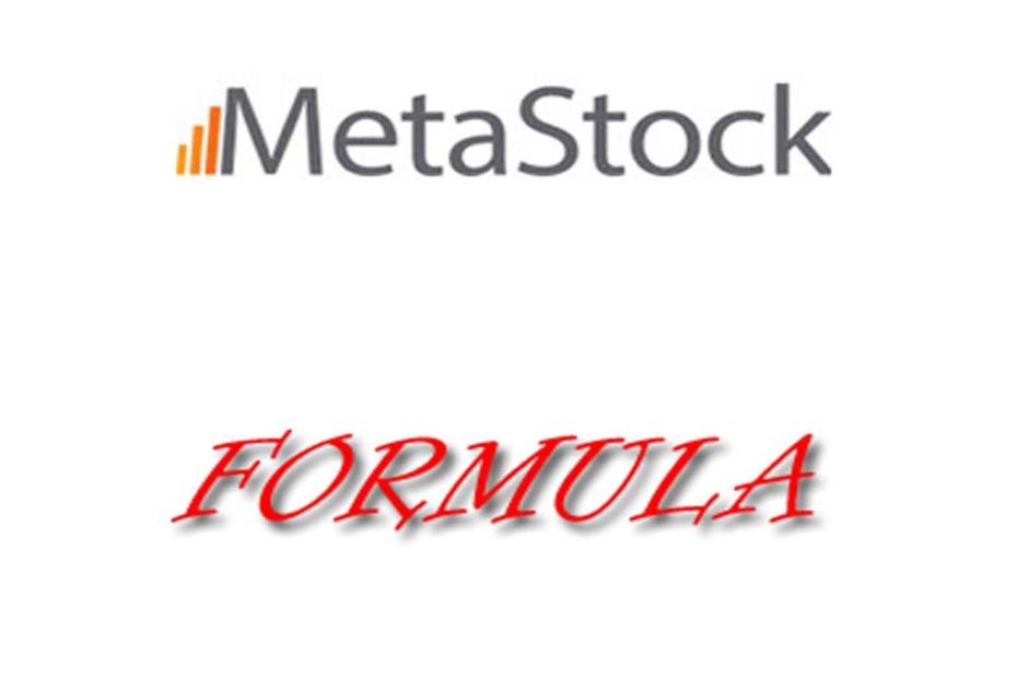 Metastock Formula