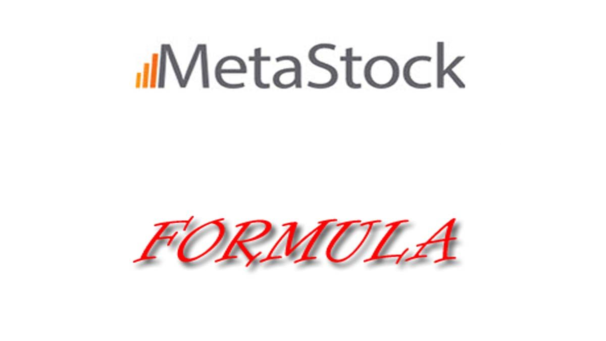 Trading strategies with metastock