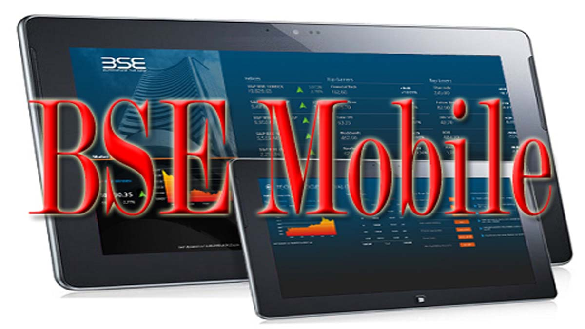 BSE Brings Now Stock Market on Mobile