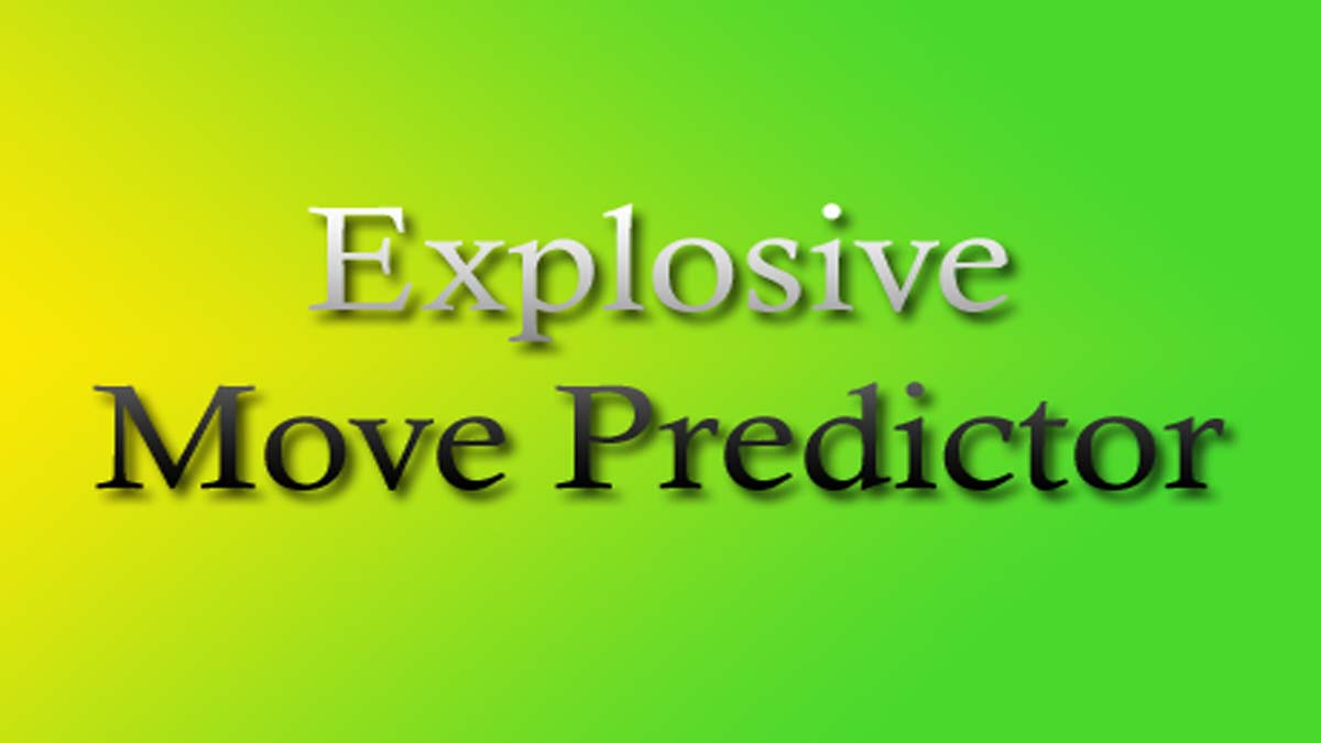 How To Find Explosive Stocks For Tomorrow With Amibroker