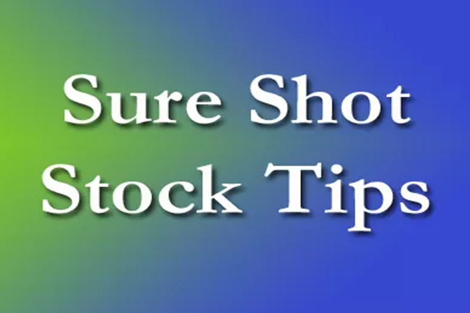 Sure Shot Intraday Stock Tips