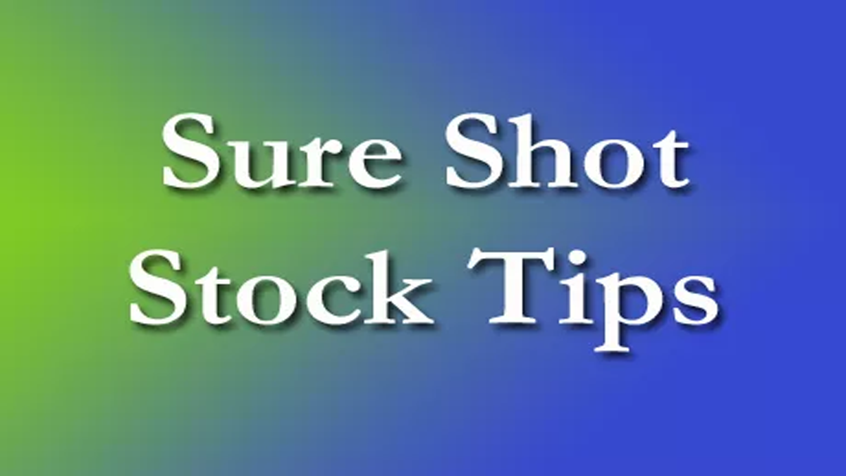 Get Sure Shot Intraday Stock Tips Using Amibroker