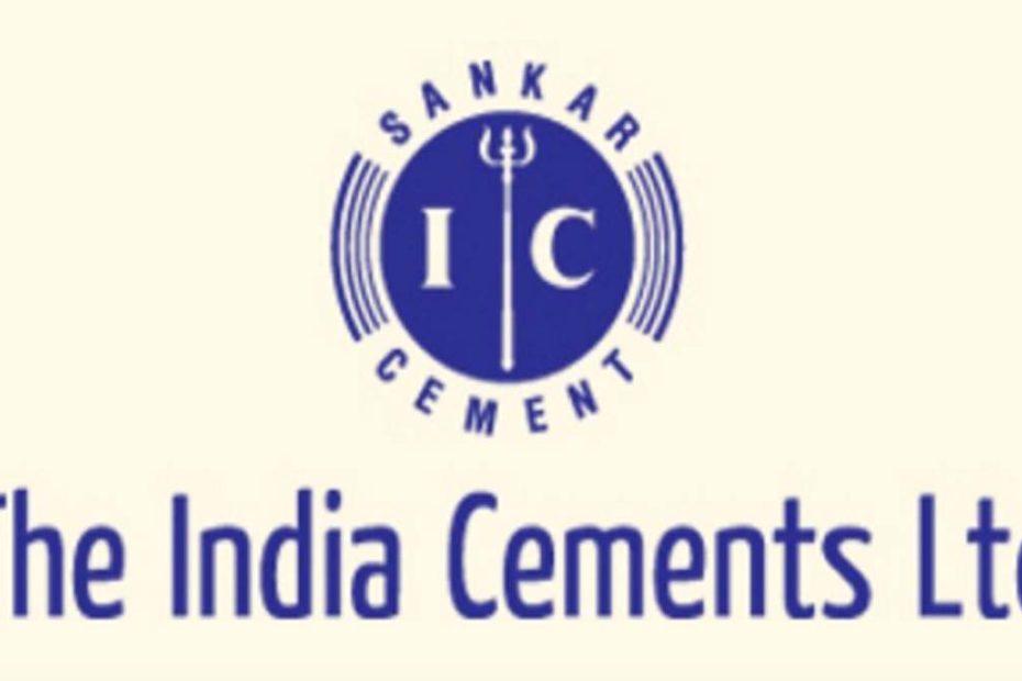 India Cements Logo