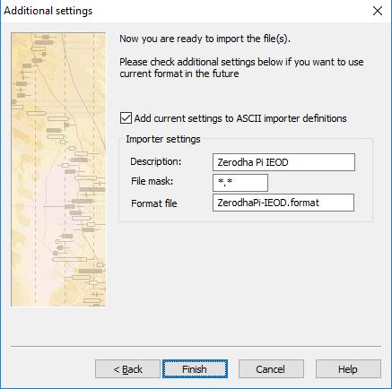 Amibroker Import ASCII