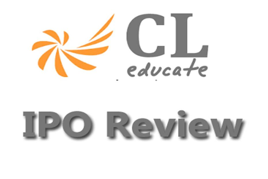 CL Educate IPO Review