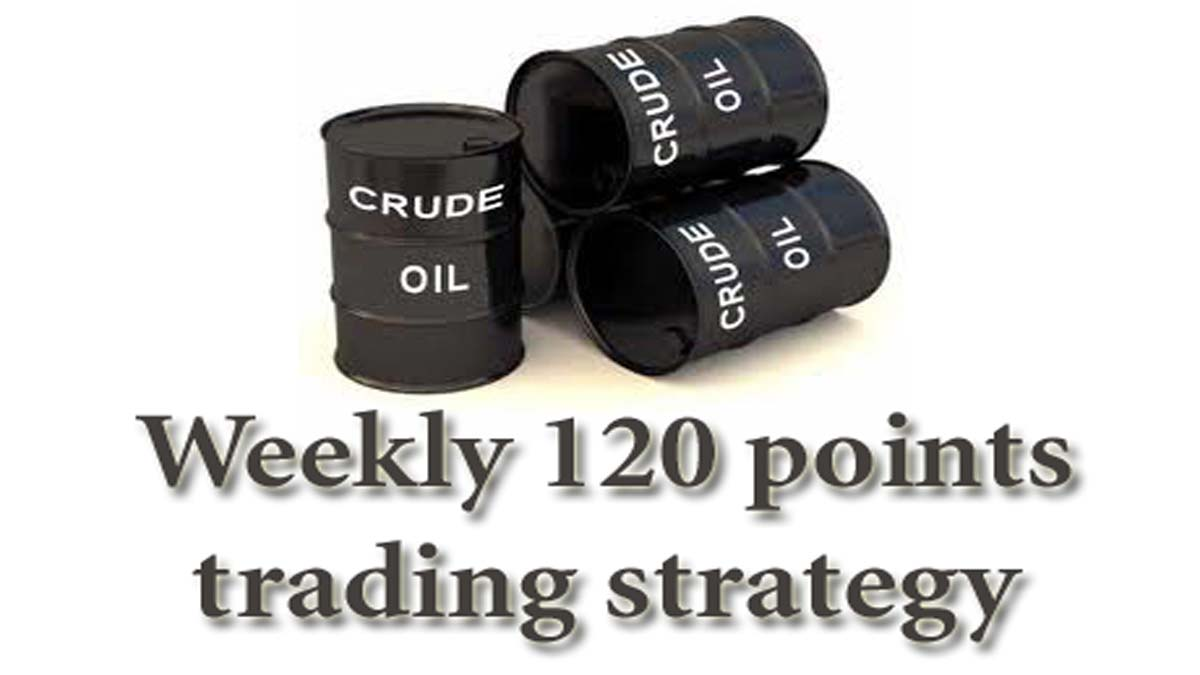 How To Earn Weekly 120 Points Using Crude Oil Live Chart