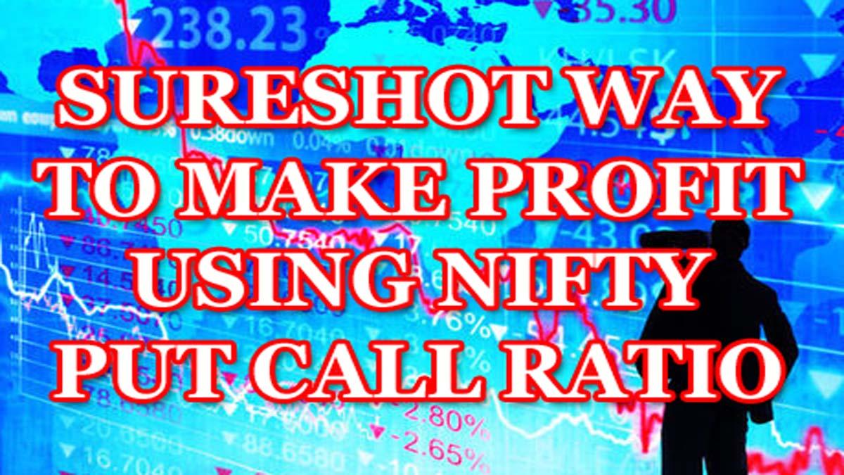 Nifty Put Call Ratio