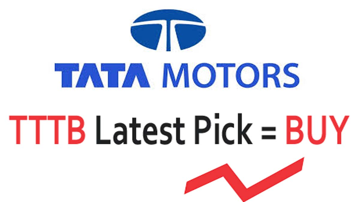TTTB Latest Pick: Tata Motors Stock Price Trend Analysis