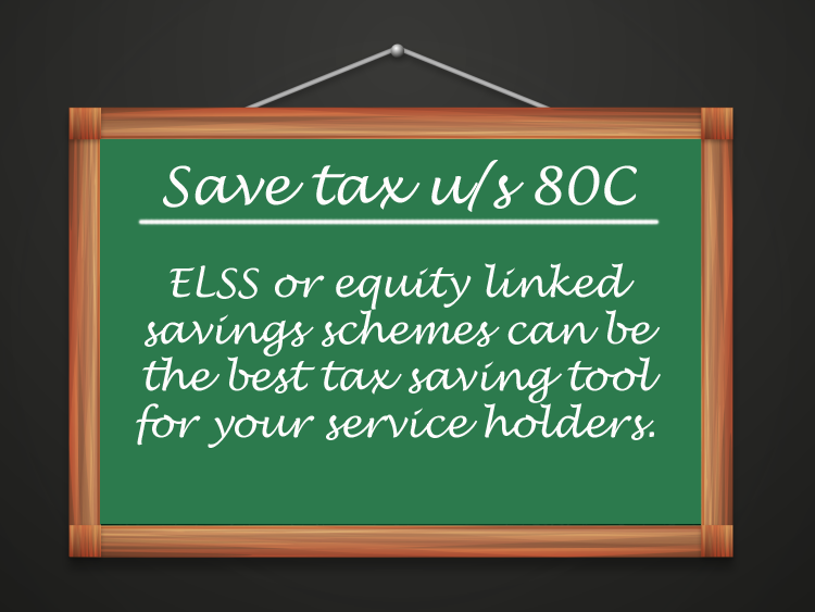 Meaning of ELSS or Equity Linked Savings Scheme