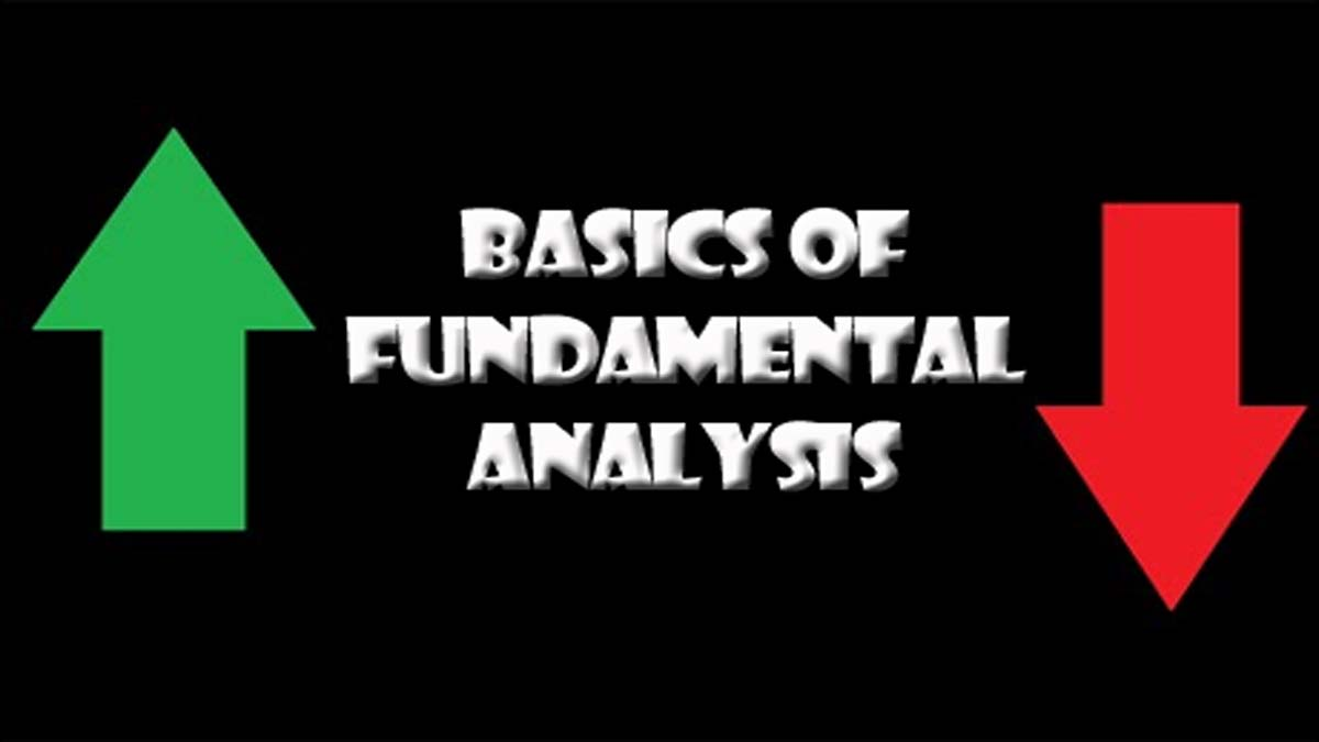 Basics Of Fundamental Analysis