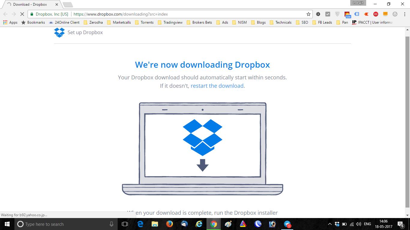 Dropbox For Windows