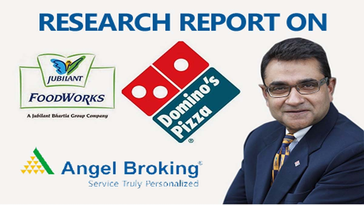 Jubilant Foodworks Share Price Forecast By Angel Broking