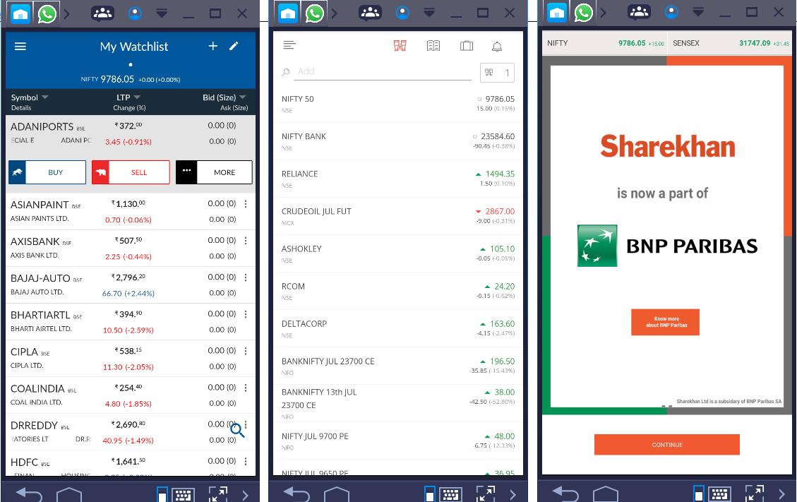 Mobile Trading Apps Reviews