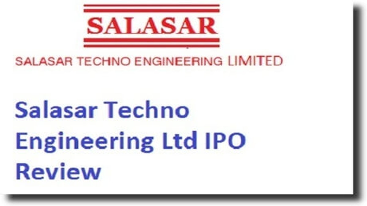 Salasar Techno Engineering Ltd IPO Review