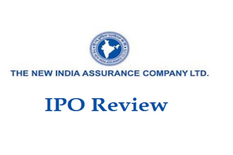 The New India Assurance Company Limited IPO Review