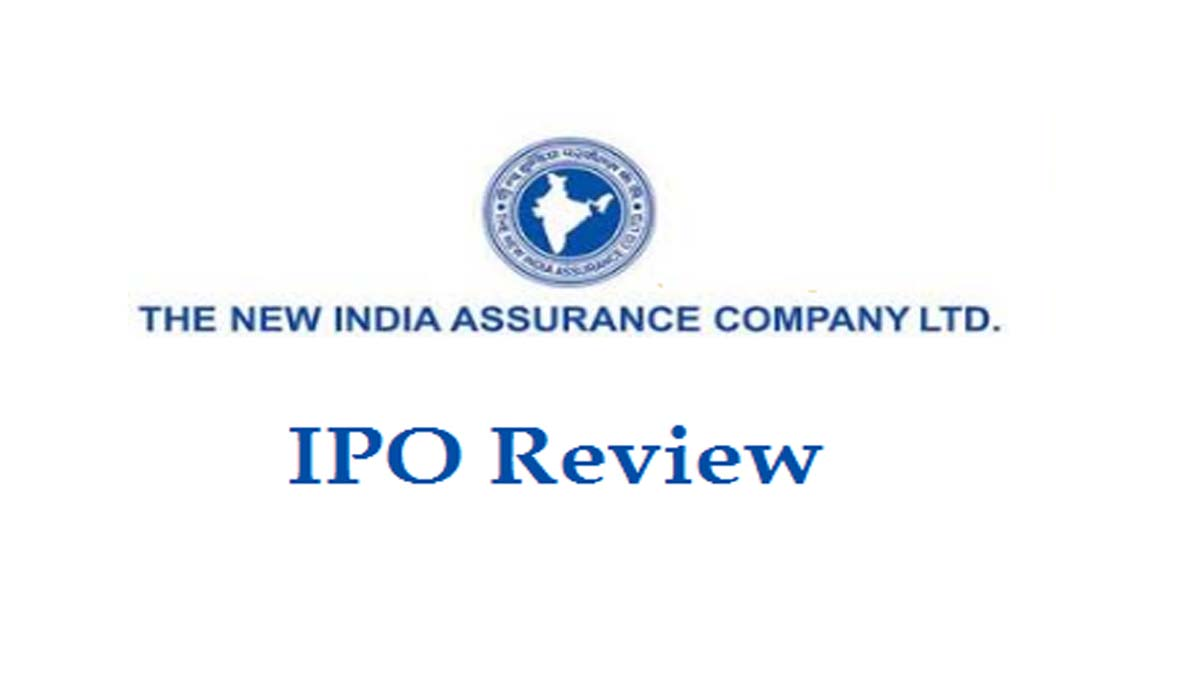 New India Assurance IPO Review