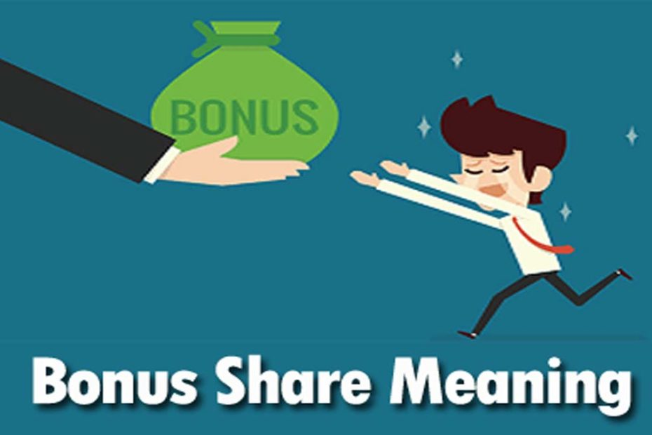 Bonus Share Meaning With Example
