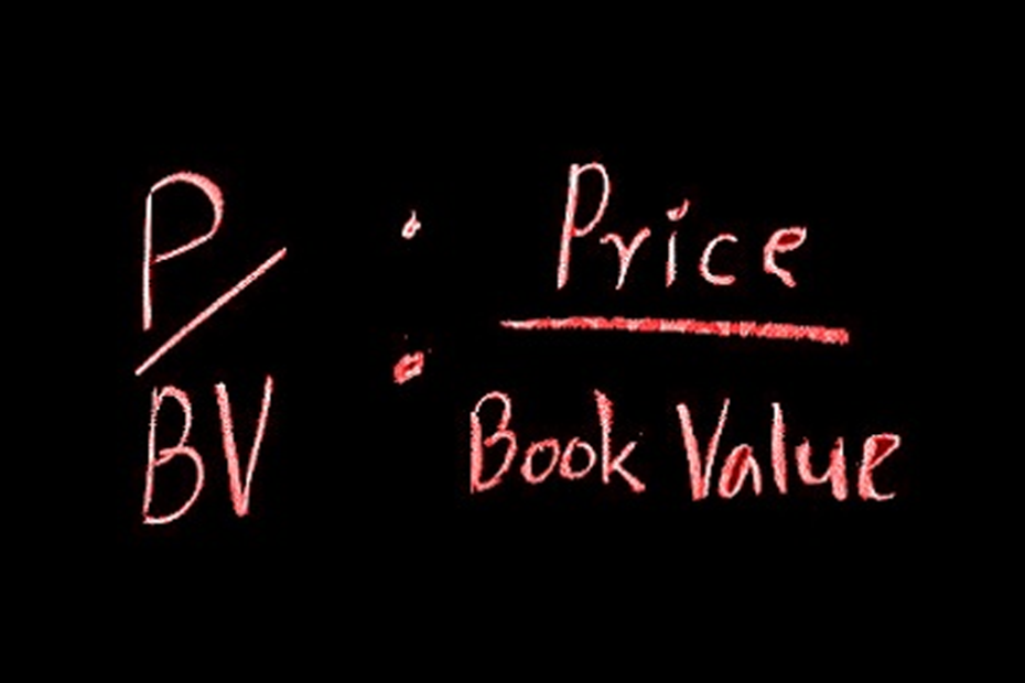 Price to book value