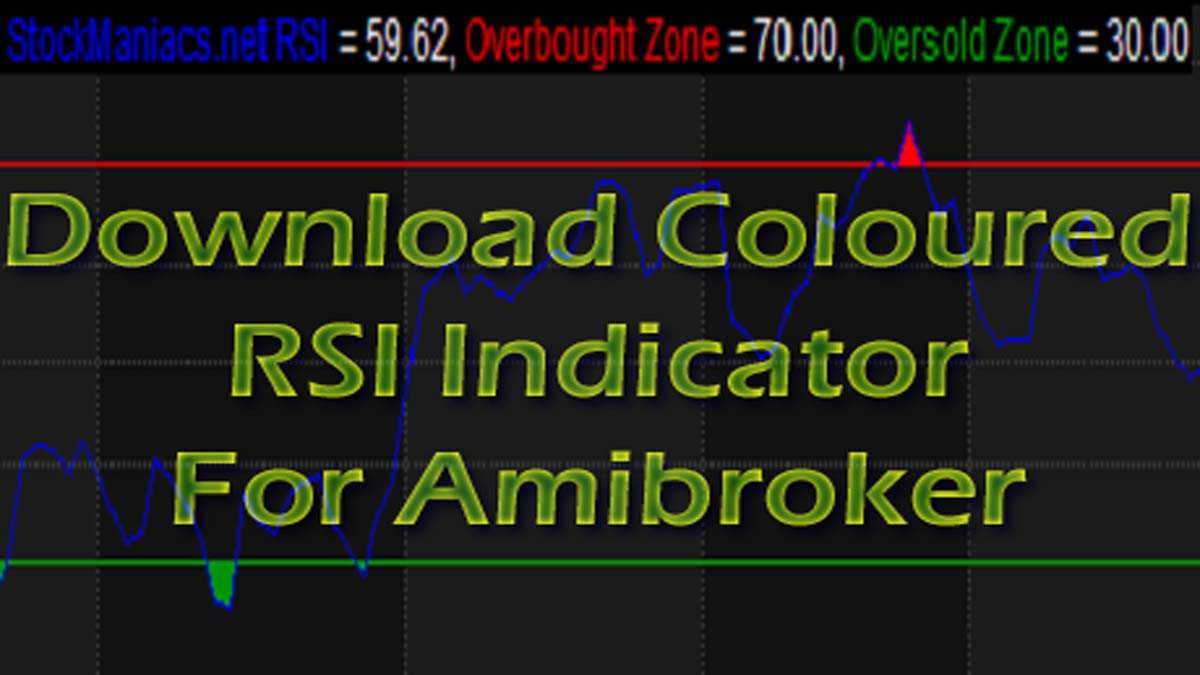 Download Link Of Coloured RSI Amibroker Formula