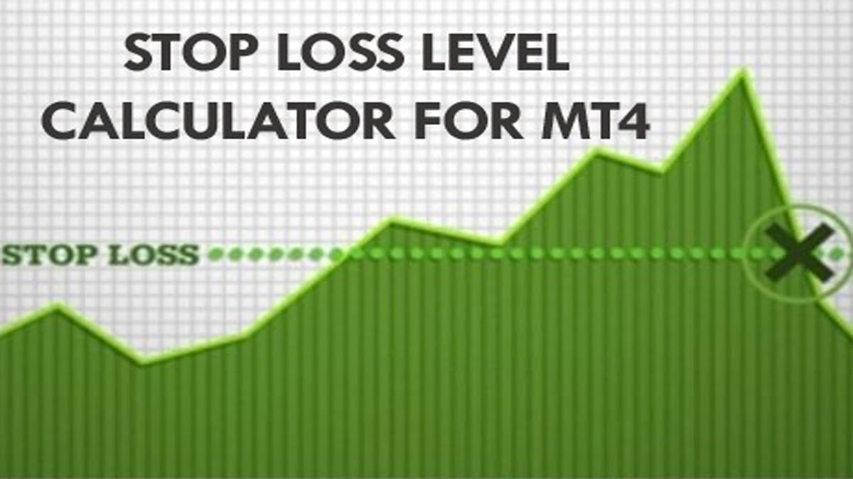 "100% FREE ""Stop Loss Levels Calculation"" MT4 Indicators"