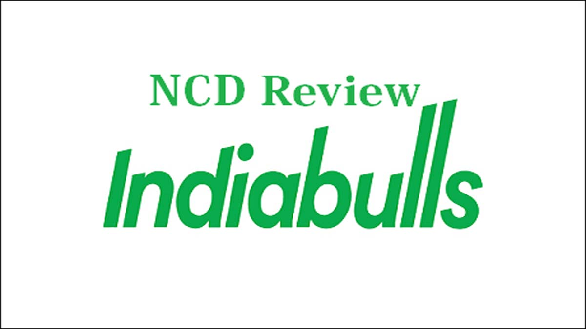 Indiabulls Commercial Credit Limited NCD Review pic