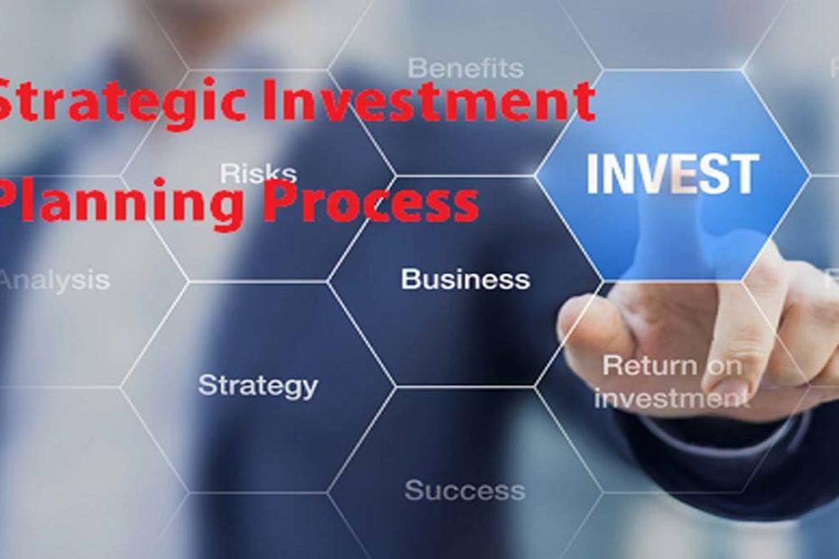 Strategic Investment Planning Process