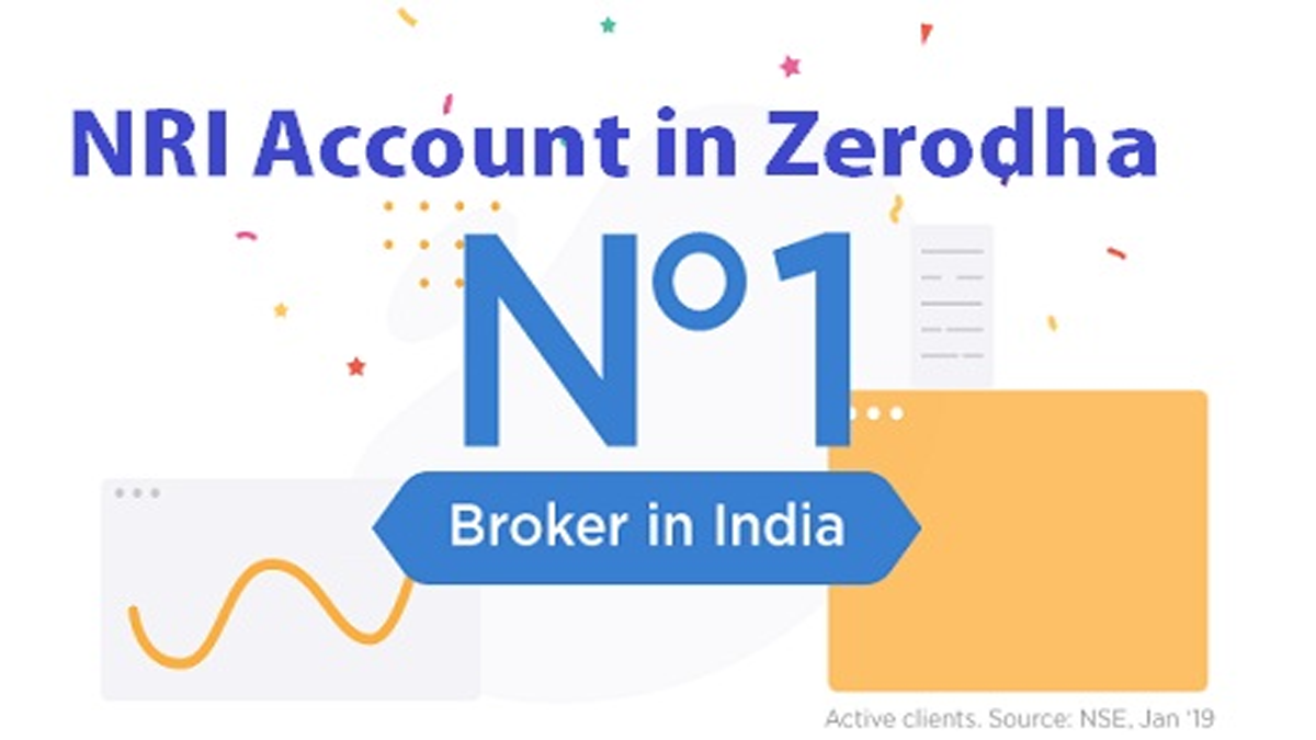 Non-residence Indian or NRI Account in Zerodha