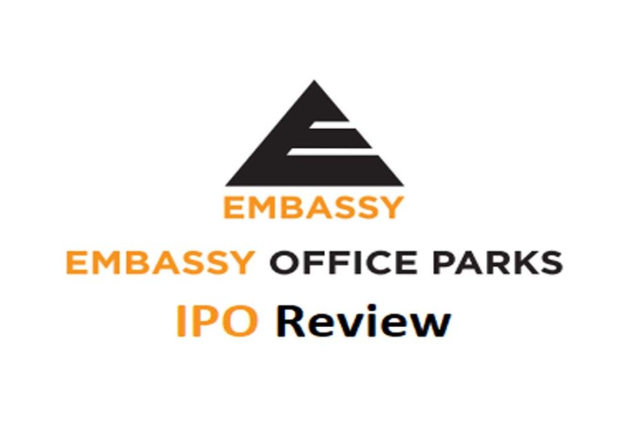 Embassy Office Parks REIT IPO Review