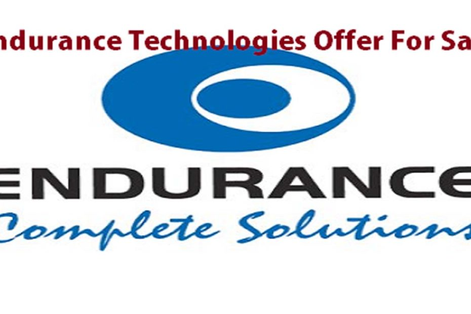 Endurance Technologies Offer For Sale ofs