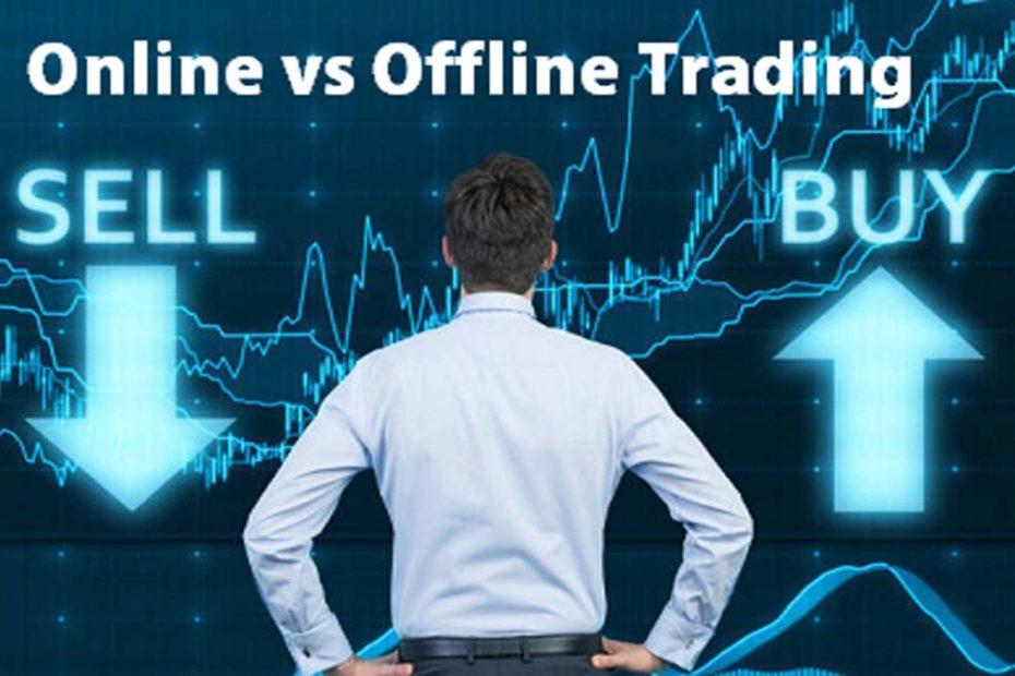 Online vs Offline Trading