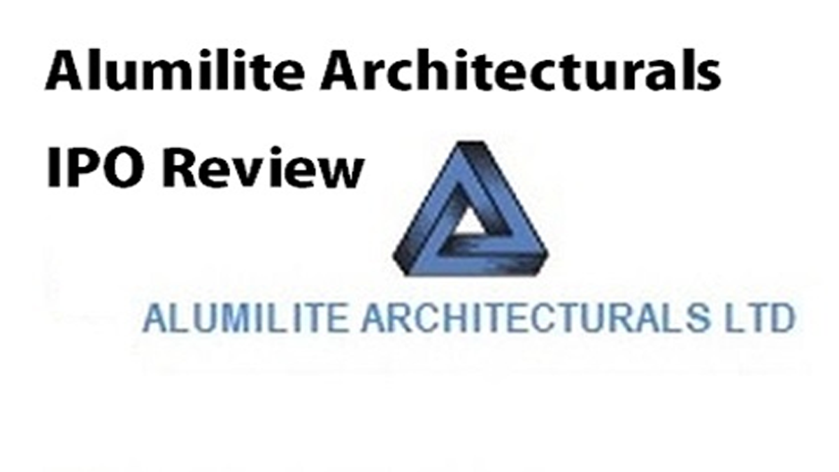 Alumilite Architecturals IPO Review