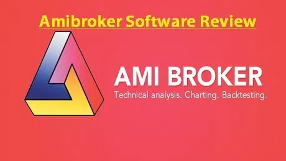 Amibroker Software Review, Demo, Download Instructions