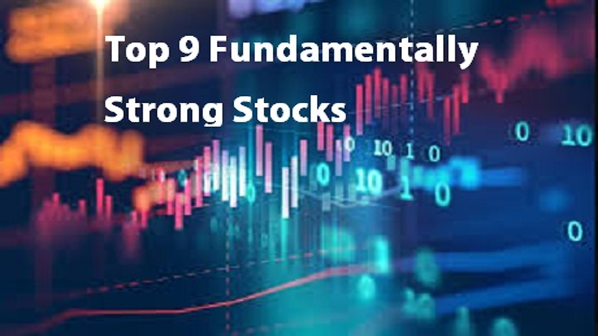 2019's Top 9 Fundamentally Strong Stocks with Low Price