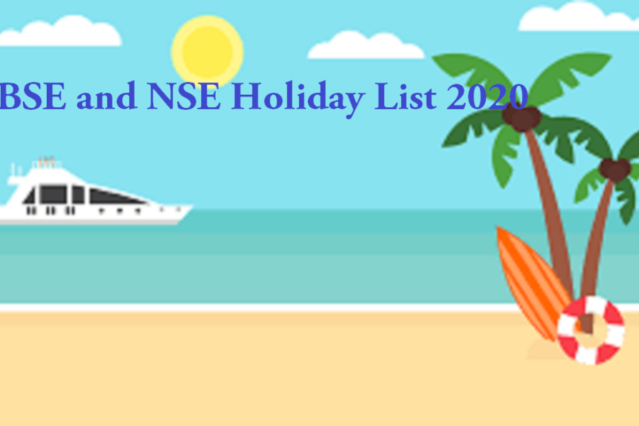 NSE Holiday List 2020