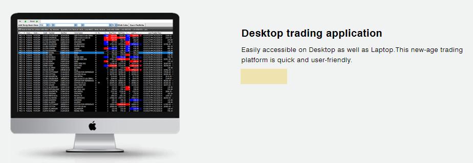Desktop Trading