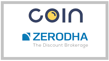 Zerodha coin best mutual fund app in India