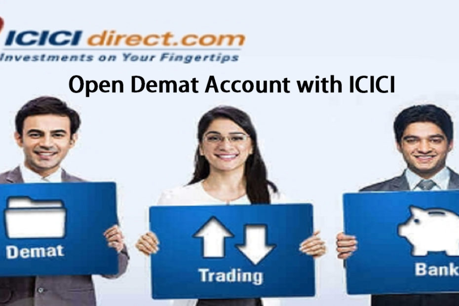Open Demat Account with ICICI pic