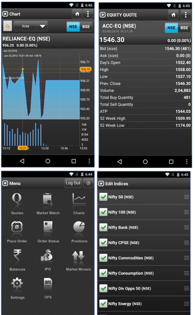 Nse mobile
