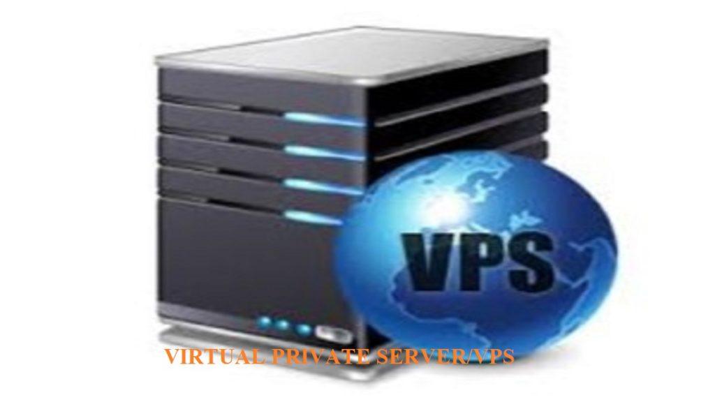 virtual private server/vps