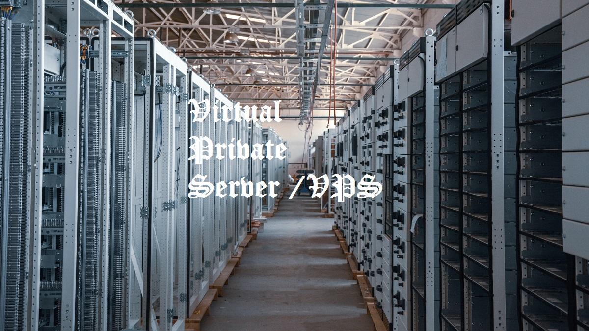 virtual private server /vps